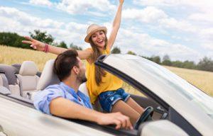Zomer aanbieding autoverhuur