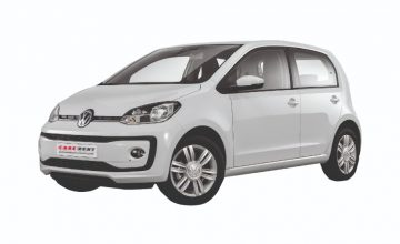 Shortlease Volkswagen Up