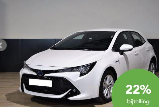Toyota Corolla Hybride Lease