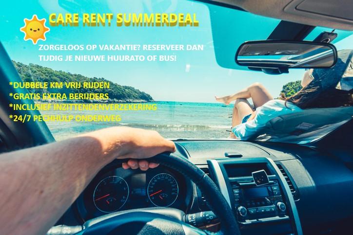 Auto huren vakantie Hoogeveen